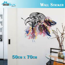 Wall Stickers Removable Eagle Eye Living Room Decal Picture Art Wallpaper