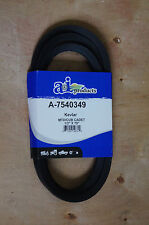 Replacement for CUB CADET / MTD 754-0349 954-0349 OEM SPEC BELT with KEVLAR