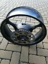Suzuki gsxr 750/600 k6 rear wheel