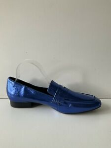 NEXT Blue Slip On Loafer Size  Size UK8/EU42.   NEW