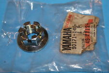 GT YZ ++ DT YAMAHA NOS 2 FRONT AXLE CASTLE NUTS MX 90171-12005
