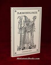 DAEMONOLOGIE of the King James, Hardcover Limited, Ouroboros Press