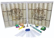 Eid Crackers customised  - pack of 6