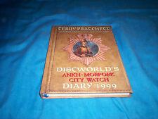 Discworld Diary - Ankh Morpork City Watch 1999