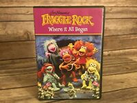 Jim Henson's Fraggle Rock: Where It All Began DVD 2004