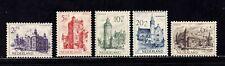 Netherland stamps #B224 - 228, MHOG, VVF, full semi postal set, BOB, SCV $22.40