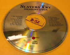 SLAYERS TRY anime CD soundtrack TREASURY VOX (no case just disc)