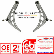 FOR BMW 3 SERIES E46 1995-2005 FRONT LOWER SUSPENSION WISHBONE CONTROL ARMS FEBI