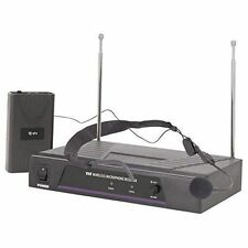 QTX Vn1 Neckband Microphone VHF Wireless System