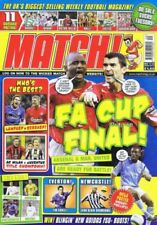 May Match Magazines in English