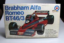 Entex 1:25 '80 Brabham Alfa Romeo BT 46/3 9505 Factory Sealed 1980 Kit!