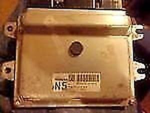 2008 Nissan Versa ecm ecu computer MEC900-021