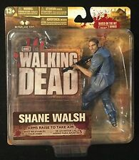 SHANE WALSH action figure WALKING DEAD 2012 AMC new in package series 2 Zombies