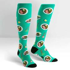 Sock It To Me Women's Funky Knee High Socks - Ra-Man!