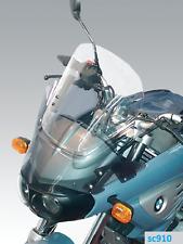 Windschild einstellbar-BMW F650CS Scarver, adjustable Windshield, Bulle, tief