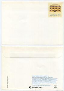 52493 - Australien - Ganzsache - Umschlag - Macquarie House, Launceston