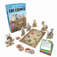 44001550 Ravensburger Cat Crimes Childrens Learning Games Toy 53 Pieces Age 8+