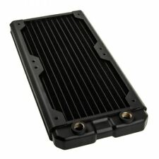 Black Ice Nemesis GTS 240 High Performance Copper Radiator - Black Carbon