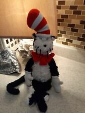 Dr. Seuss Cat in The Hat Soft Plush Toddler Toy Stuffed Manhattan Company