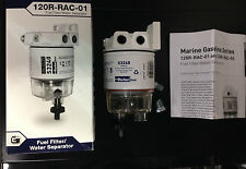 OUTBOARD GEN Parker Racor Marine Fuel Filter Water Separator 10 Micron 120RRAC01