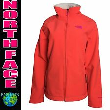 THE NORTH FACE Women's Size XL Ironton Soft Shell Jacket Melon Red MSRP $149