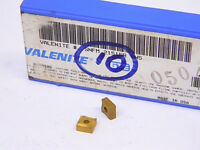 NEW SURPLUS 10PCS. VALENITE  SNFM 2151ER  GRADE: VN5  CARBIDE INSERTS