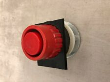 Crouse Hinds Red Push Button - N2PS1211R, 2 circuit