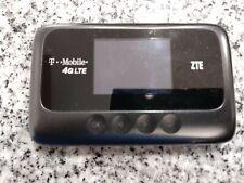 T-MOBILE HotSpot ZTE MF915 4G LTE Wi-Fi MiFi Wireless MOBILE HOTSPOT