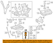 TOYOTA OEM Engine-Oil Filter 04152YZZA5