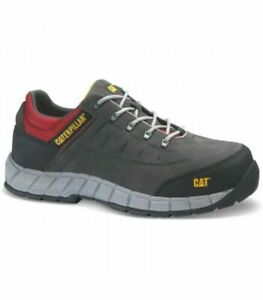 Mens CATERPILLAR Composite S3 non Steel Toe Safety Training shoes Size UK 7 41