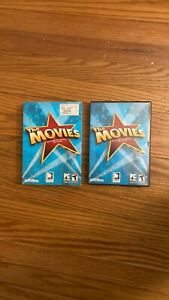The Movies (PC, 2005) Lionhead Studios, 3-Discs, Complete in Box - Includes Key