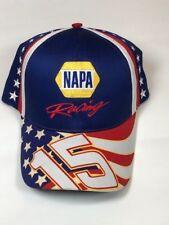 Napa Auto Parts Racing Michael Waltrip 15 Stars and Bars Hat Cap
