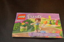 LEGO Friends Mia's Skateboarder Set 30101 Retired, 100% Complete
