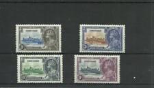GOLD COAST SG113-116  1935 SILVER JUBILEE MOUNTED MINT  REF25