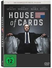Kevin Spacey - House of Cards - Die komplette erste Season [4 DVDs]