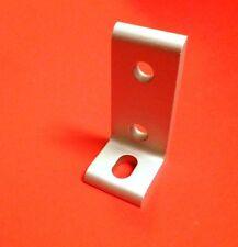 Tnutz Anodized Aluminum 3 Hole Slotted Inside Corner Bracket 10 Series Cbs 010 B