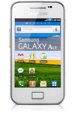 Samsung Galaxy Ace GT-S5830M - Ceramic White (Unlocked) Smartphone