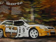 48403) Opel Astra Rallye Poster