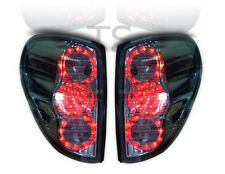 Led Tail Lamp Light Smoke Lens Lh Rh Fit Mitsubishi Triton L200 Mn 2006 10 14