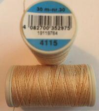 Coats duet fil à coudre 100% polyester cordonnet 30m - 4115