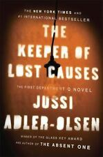 The Keeper of Lost Causes: The First Department Q Novel (A Department Q), Adler-