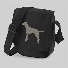 Pointer Dog Bag Silhouette Shoulder Bags Handbags Birthday Gift