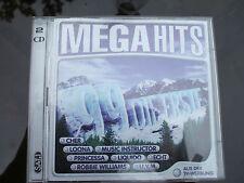 2 CD's - MEGAGITS 99 - die Erste - Cher/ Robbie Williams/Sasha uvm