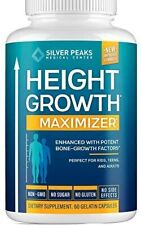 Height Growth Maximizer - Natural Height Pills to Grow Taller - Made in the USA