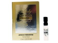 Paco Rabanne Lady Million Lucky EDP 1,5ml Vial Sample Size Perfect For Handbags