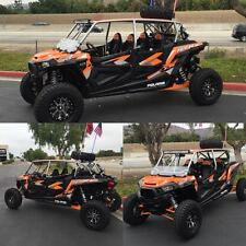 2014-2017 Polaris RZR XP1000 / XP4 / XP1K4 4 Seat Raidius Roll Cage UTV Speed