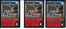 WWE RAW DEAL - 3X Don't Try This at Home - FREE SHIPPING* RARE