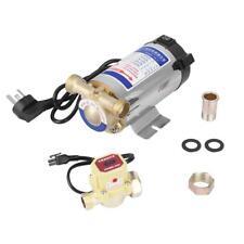 Automatique Acier Inoxydable Pompe de Surpression Tuyau D'eau 220V 100W 22L/min