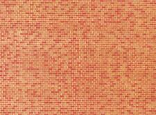 Faller 222568 ESCALA N, Placa de pared ladrillo 25x12, 5cm, 1qm =