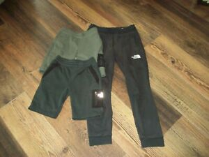 THE NORTH FACE Shorts X2 S Age 7-8 & FREE Joggers. Boys